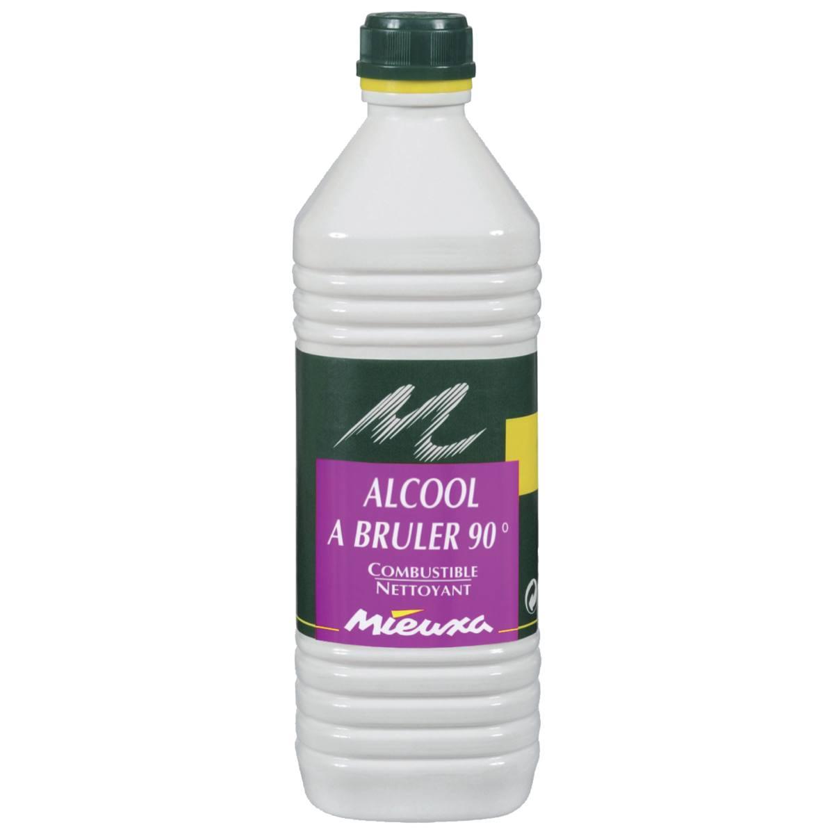 ALCOOL À BRÛLER (1 L)