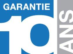 ANTI-PANIQUE 8902 - 2 POINTS HAUT ET BAS ARGENT}