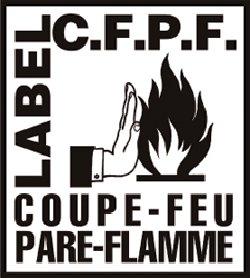 FERMETURE D'URGENCE EUROPAD 179 NOIR}